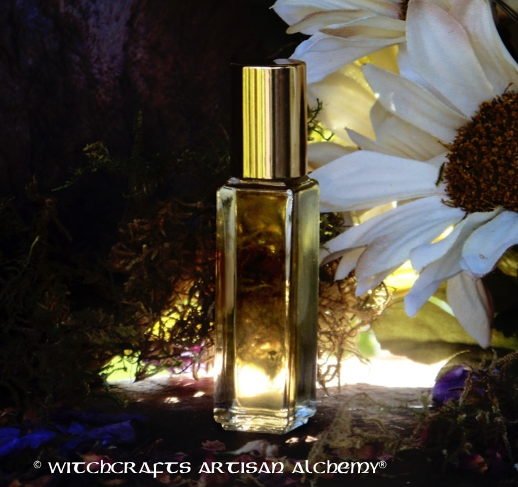 RUTHVAH Aleister Crowley's ELIXIR of LOVE Roll-On Perfume Oil