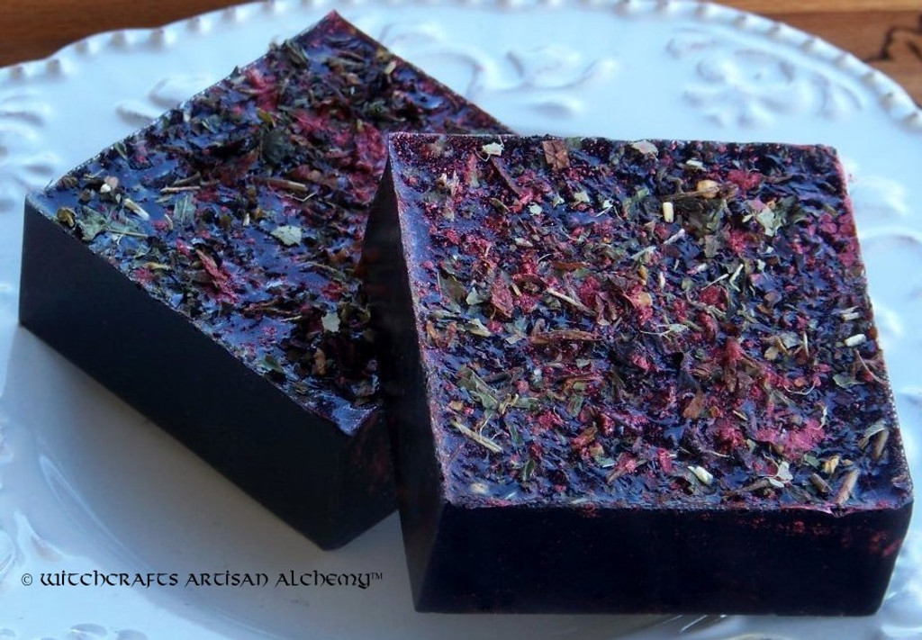 HEX BREAKER Herbal Conjure Soap