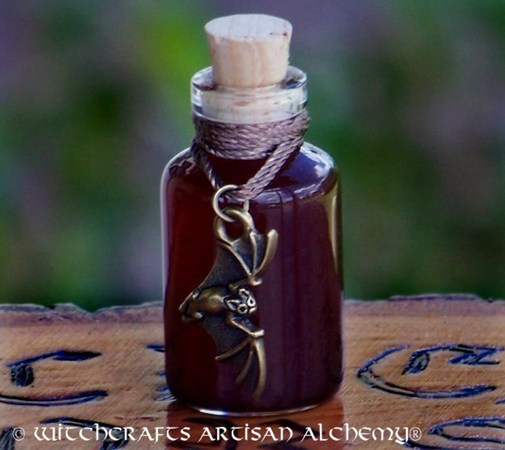 BAT'S BLOOD Aged To Perfection Artisan Alchemist Ritual Oil