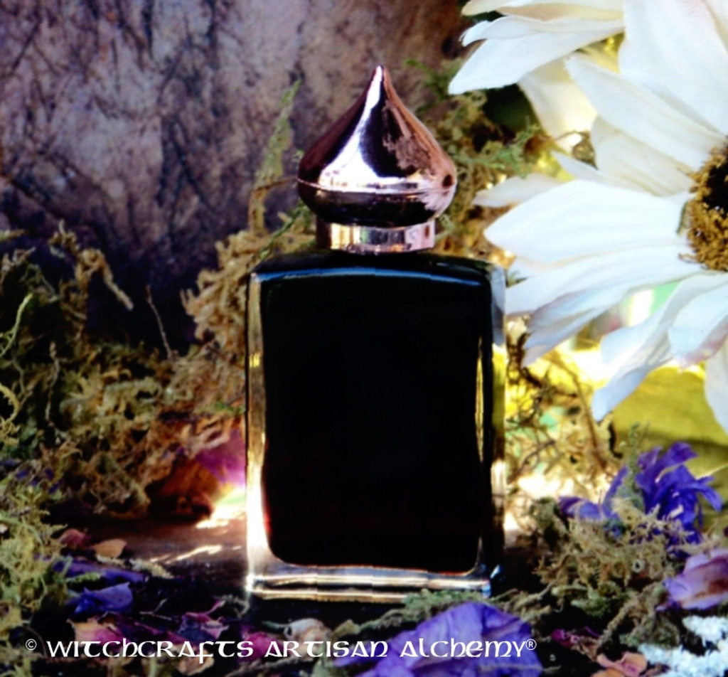 BLACK MAGIC Artisan Perfume Oil by Witchcrafts Artisan Alchemy