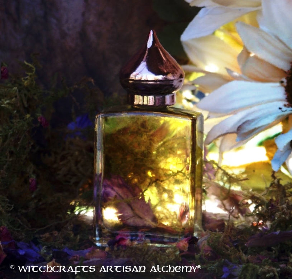 DRUIDESS Artisan Perfume Oil by Witchcrafts Artisan Alchemy