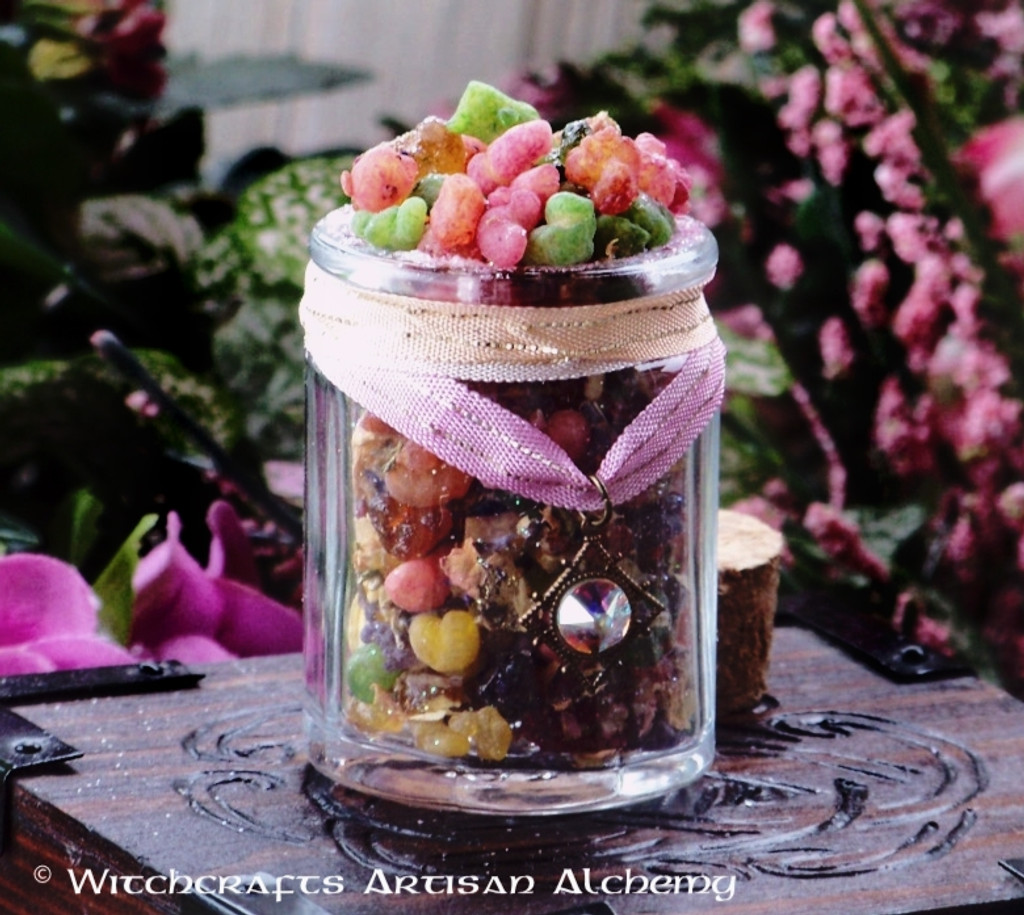 DIVINE AMBROSIA Nectar of the Goddess Colorful Honey Resin Incense