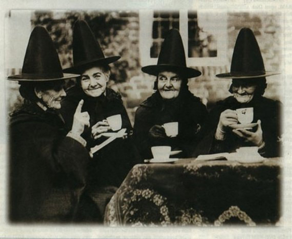 Witches' Tea Party