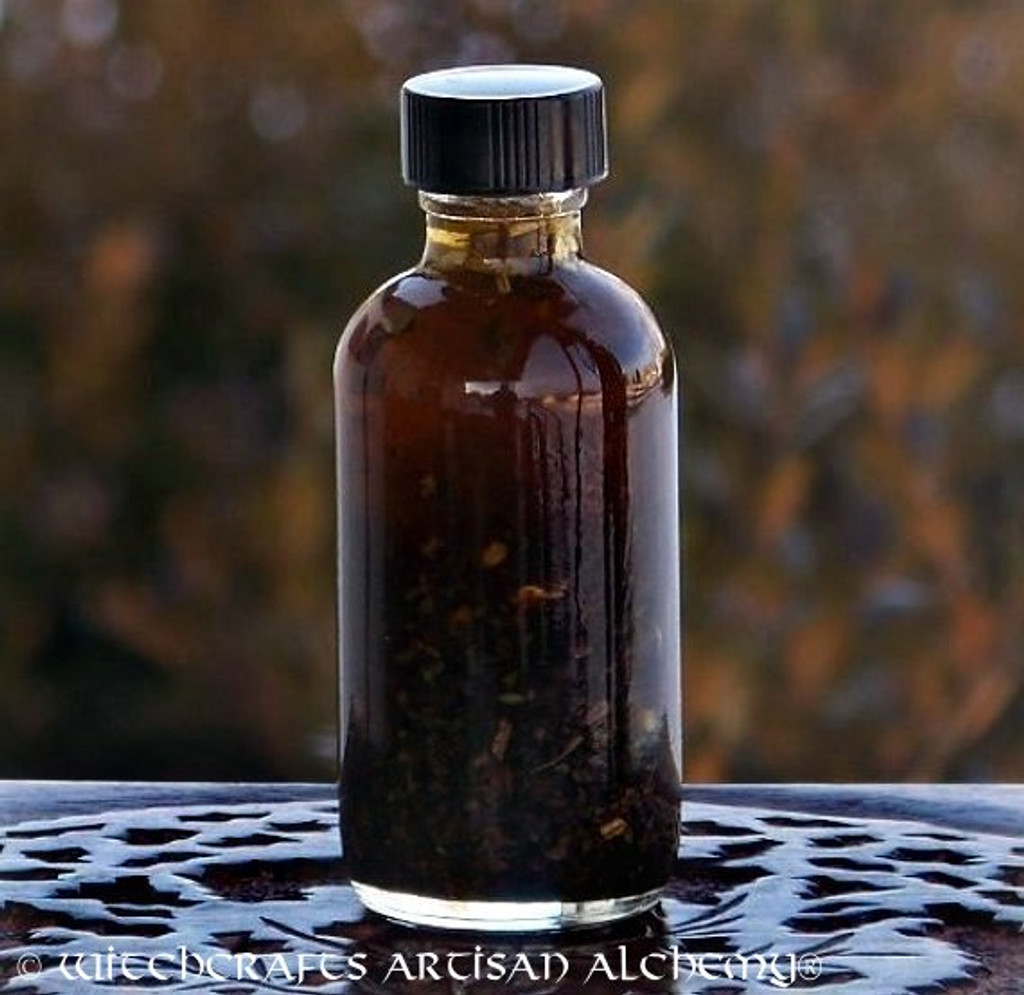"PATCHOULI AMBER ""Signature"" Collection Artisan Alchemist Ritual Oil"