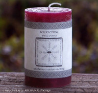 BEWITCHING Signature Spell Candle by Witchcrafts Artisan Alchemy