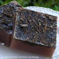 PATCHOULI Herbal Conjure Soap