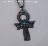 ANKH Key Of Life Ancient Egyptian Amulet Pendant Necklace