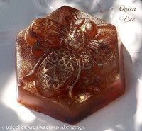 Lori's QUEEN BEE Conjure Soap w/ Real Honey