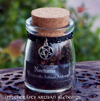 "NOCTURNE Old European ""Witch Walking"" Incense w/ Inverted Pentacle"