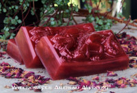 "RED DRAGON Dragon's Blood Olive Oil ""Artisan Alchemist"" Soap"