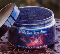 BLACK CAULDRON SAND