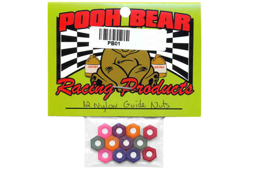 Pooh Bear Nylon Guide Nuts - PB-01