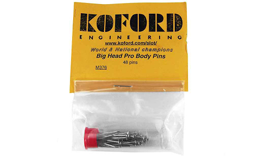 Koford Big Head Pro Body Pins - KOF-M376