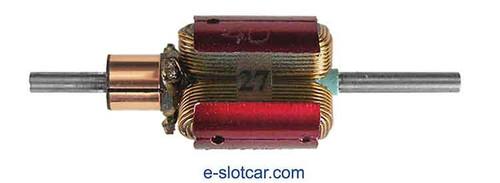 Koford Custom Group 27 Armature - .500 Dia. - 40° - KOF-M467-27C-500-40