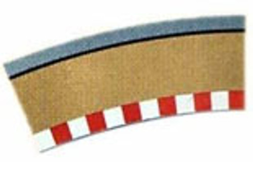 Scalextric Sport Radius 2 Curve Outer Borders 22.5° - SCL-C8239