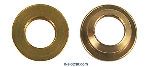 Slick 7 Racing Bronze Bushings 3/32 to 1/8  Axle - S7-244