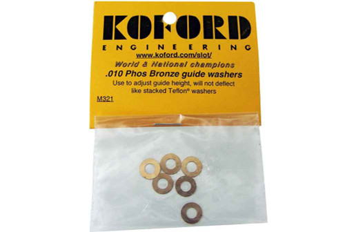 Koford .010 Guide Washers - KOF-M321
