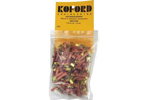 Koford 408 Strand Braid - 100 pair - KOF-M661