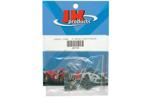 JK .020 1/8 Axle Spacers - JK-179