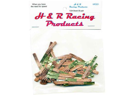 H&R Braid - 30 pr pack HR-301