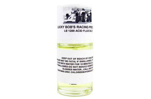 Lucky Bobs Acid Flux - LB-1200