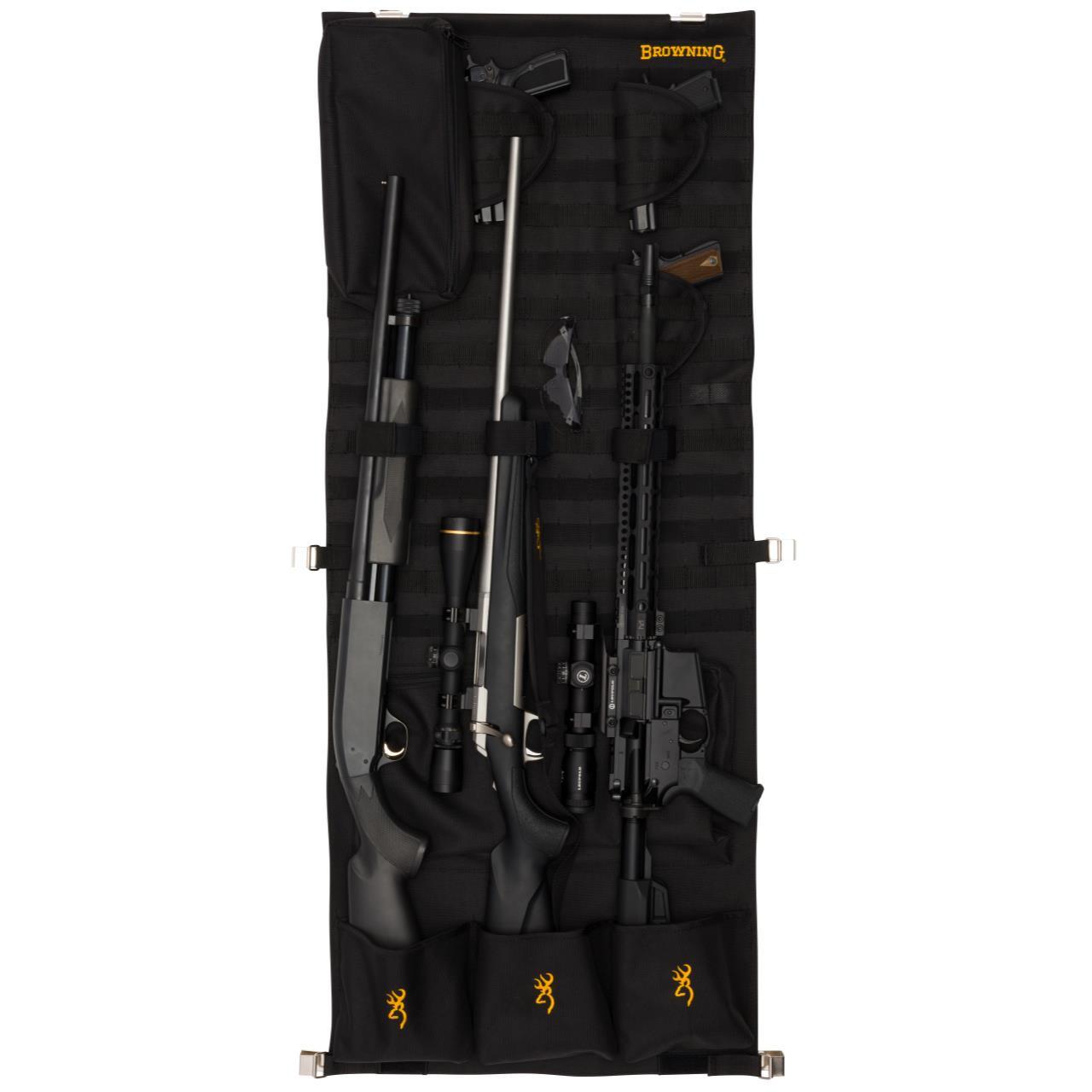 parts door lg organizer large gun safe browning doors
