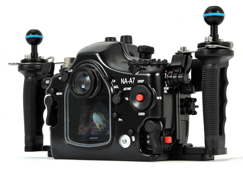 17410 NA-A7 housing for Sony A7/A7r