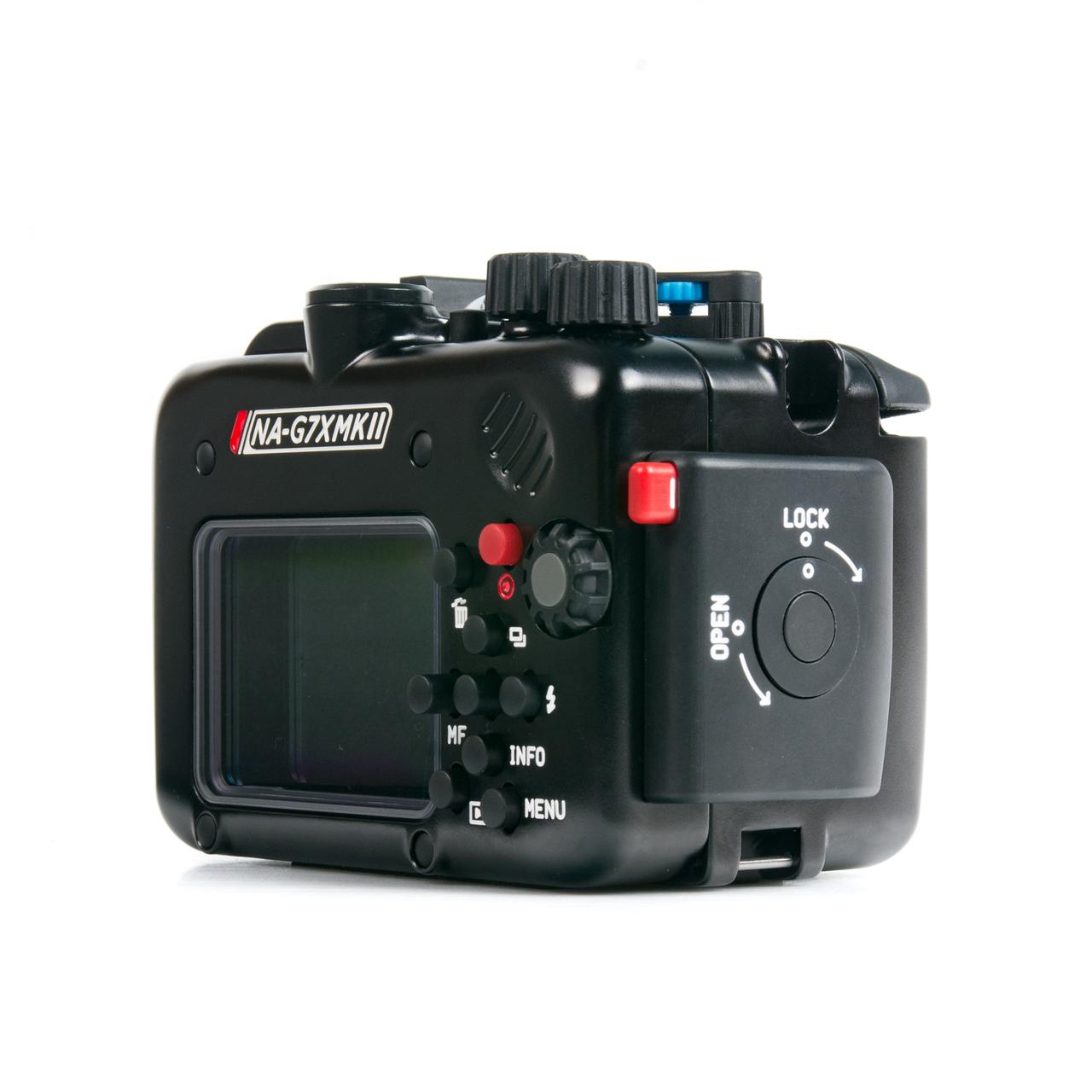 17324 NA-G7XmkII Housing for Canon PowerShot G7X mkII