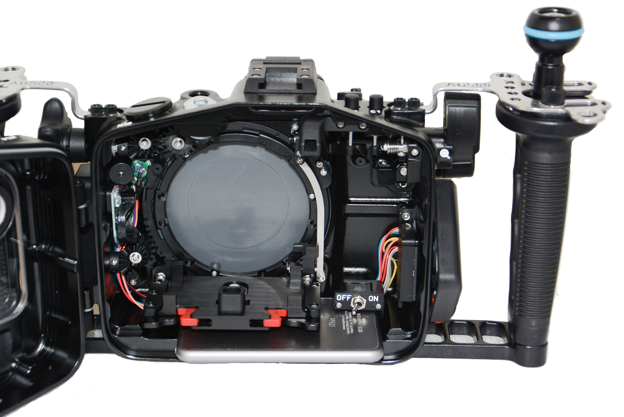 17417 NA-A6500 housing for Sony A6500