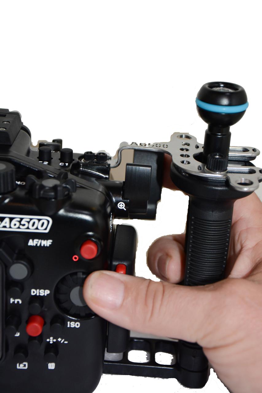 Fingertip control access