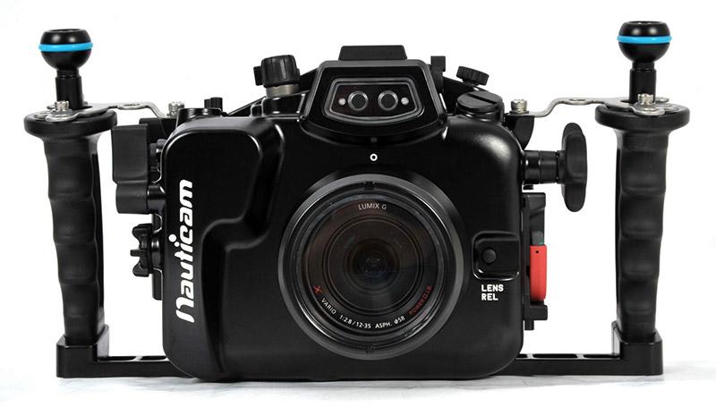 17709 NA-GH4 housing for Panasonic Lumix GH4 camera
