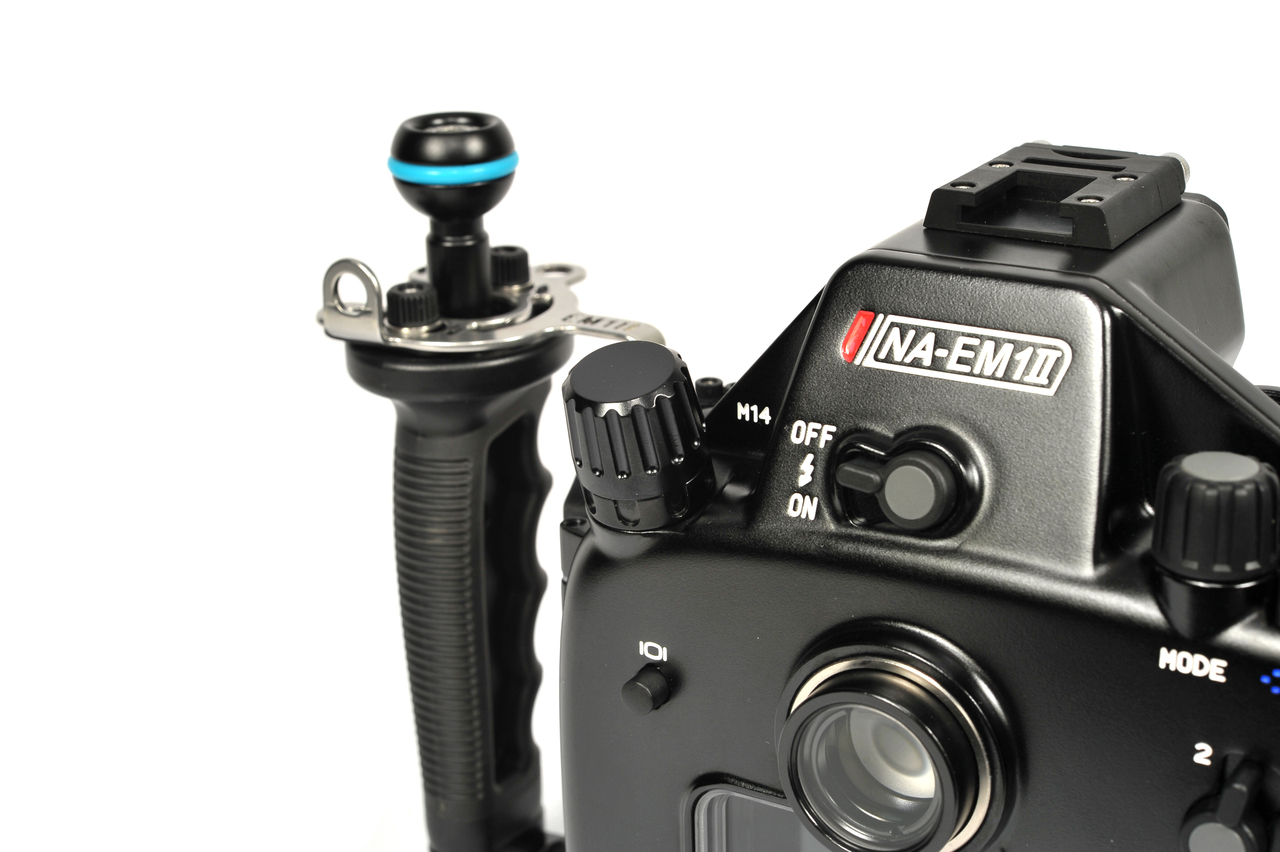 NA-EM1 Mk II housing for Olympus OM-D E-M1 Mark II camera