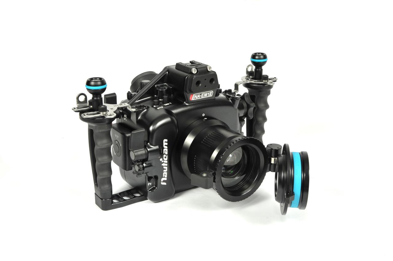 NA-EM1 Mk II housing for Olympus OM-D E-M1 Mark II camera