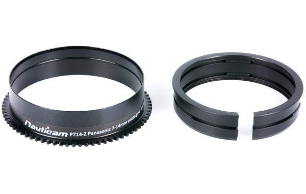 36059 O1250-Z (for NA-GH5) Zoom Gear for Olympus 12-50mm EZ