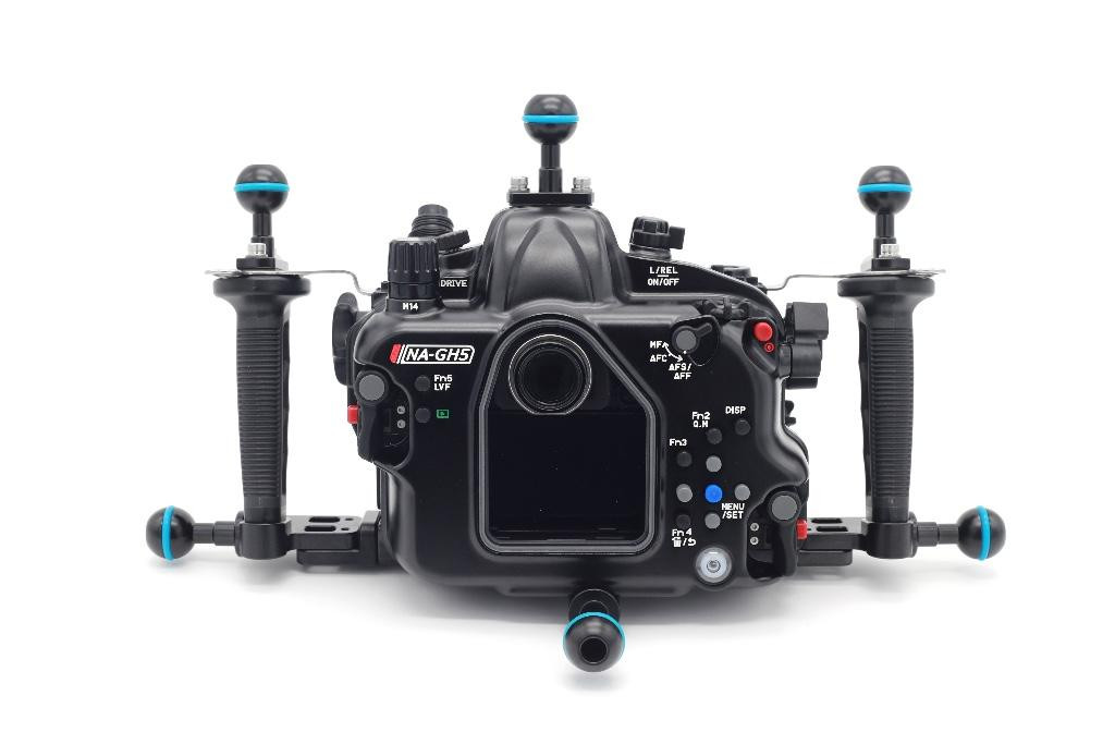 25217 Mounting Ball Set for Tripod (for NA-GH5)