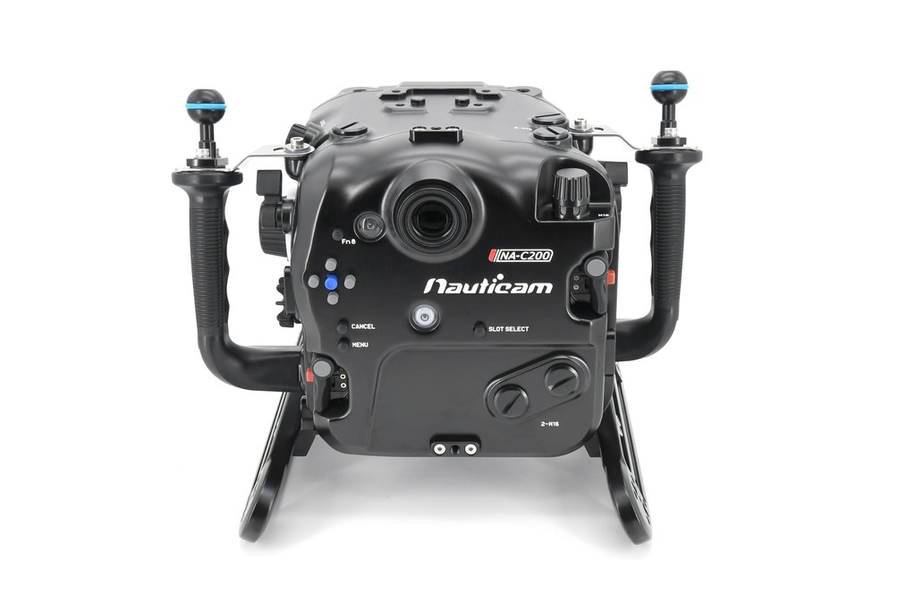 16113 Nauticam C200 Housing for Canon EOS C200 Digital Cinema Camera