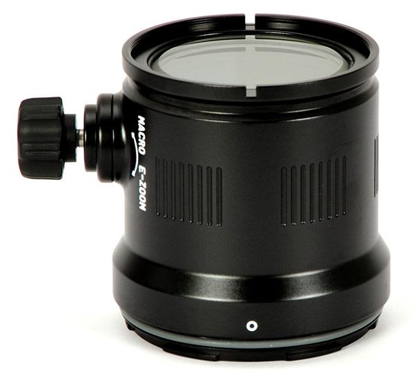 36128 Macro port 45 with Focus/Zoom for Sony EMount 30mm f/3.5 Macro & Sony EMount PZ 16-50mm F3.5-5.6 OSS