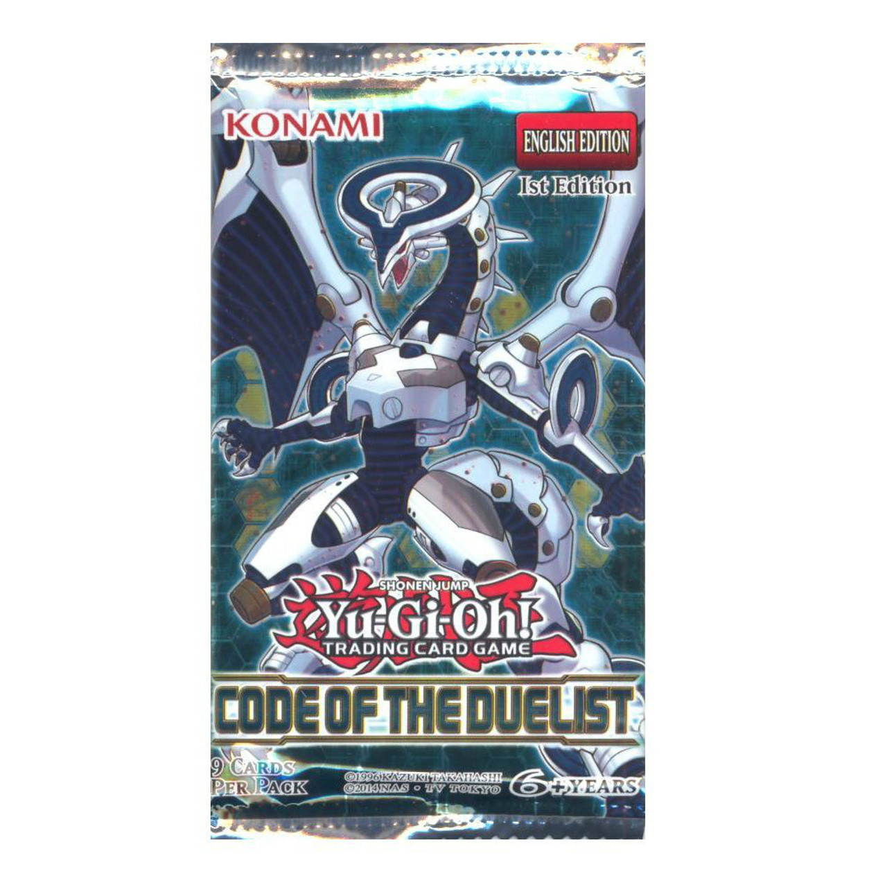 Yu-Gi-Oh! Code of the Duelist- Booster Pack