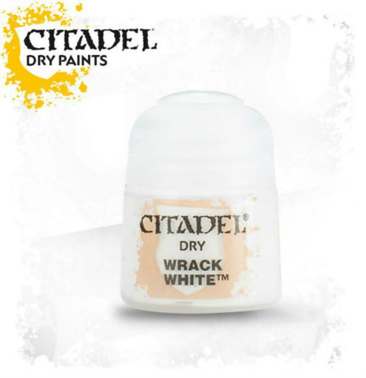 Wrack White Dry