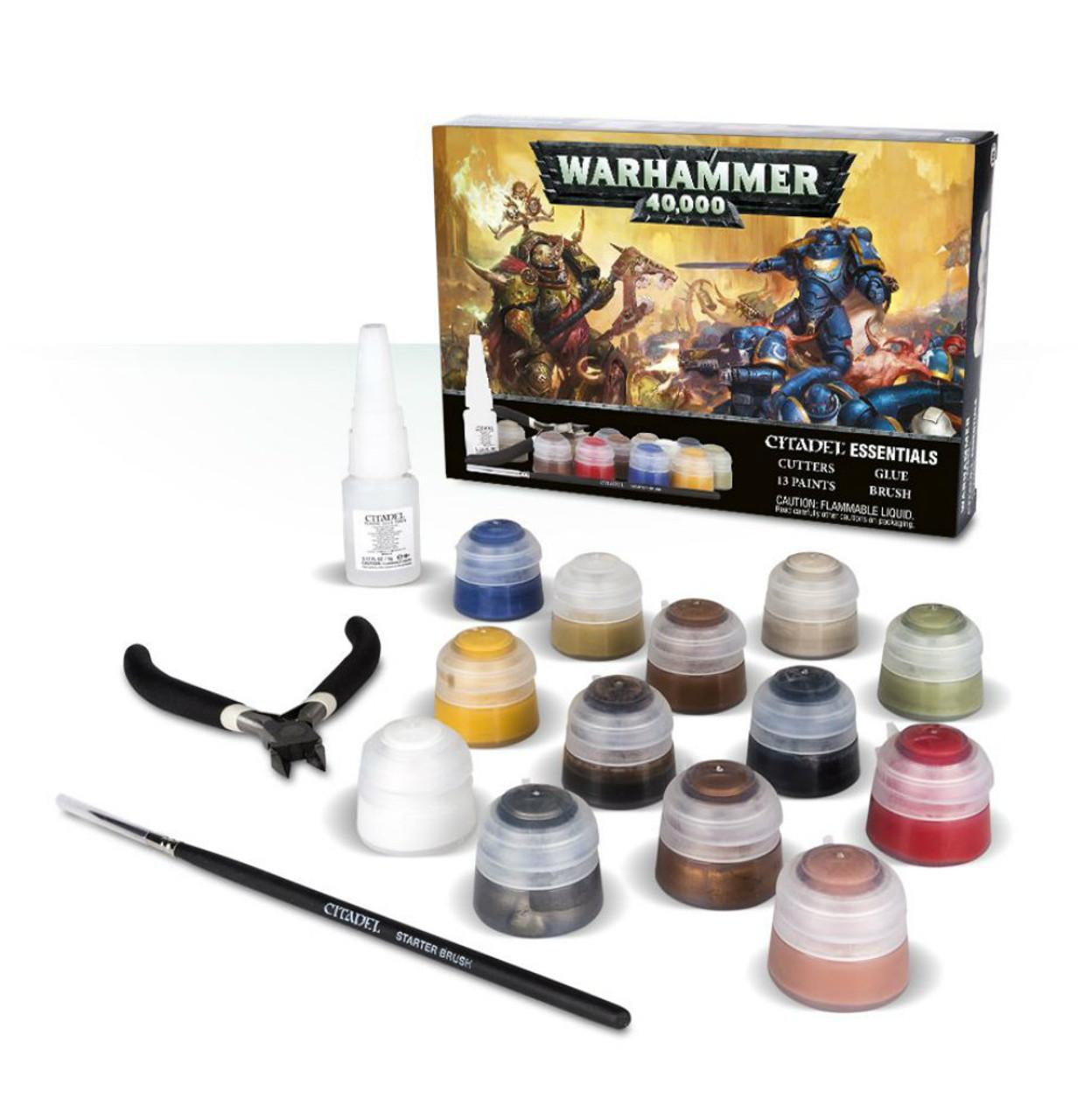 Warhammer 40K: Citadel Essentials