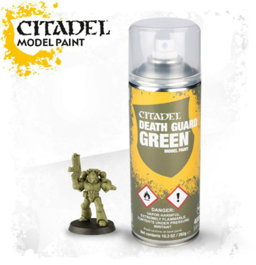 Death Guard Green Can