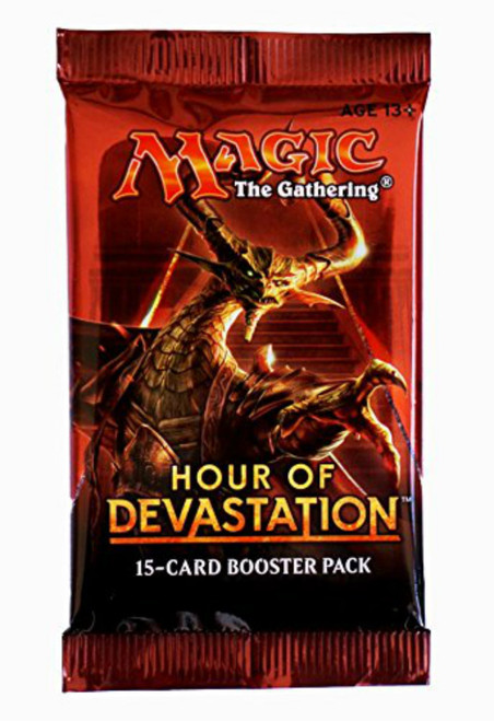 Magic the Gathering: Hour of Devastation - Booster Pack
