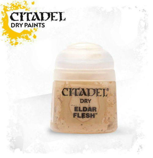Citadel Dry Paint: Eldar Flesh (12ml)