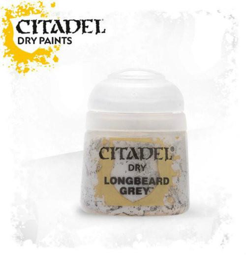 Citadel Base Paint: Longbeard Grey - (12ml)
