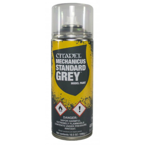 Mechanicus Standard Grey Can