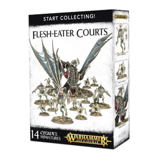 Start Collecting: Flesh Eater Co
