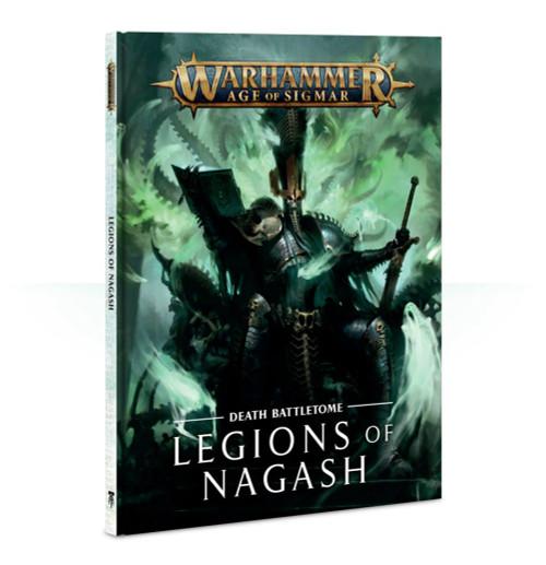 Warhammer Age of Sigmar: Death Battletome - Legions of Nagash