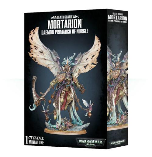 Warhammer 40K: Death Guard - Daemon Primarch Mortarion