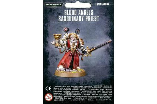 Warhammer 40K: Blood Angels - Sanguinary Priest