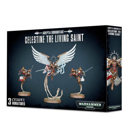 Warhammer 40K: Adeptus Ministorum - Celestine the Living Saint